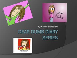 Dear dumb diary series