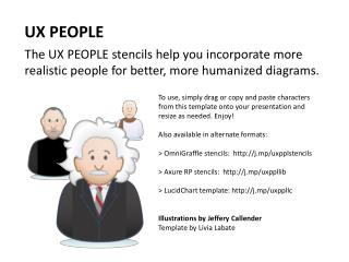 UX PEOPLE