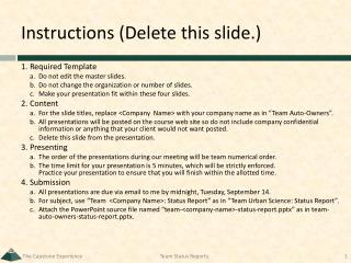 Instructions (Delete  this slide.)