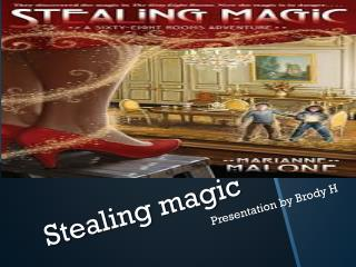 Stealing magic