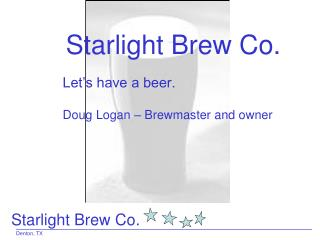 Starlight Brew Co.
