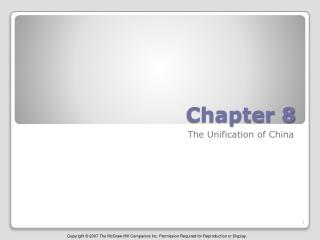 Chapter 8