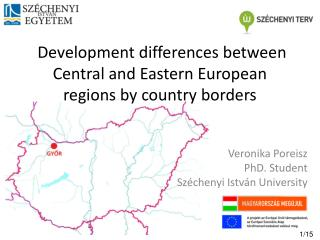 Development differences between Central and Eastern European regions by country borders