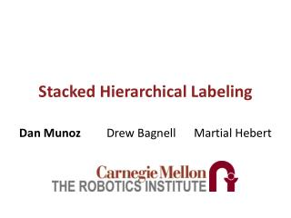 Stacked Hierarchical Labeling