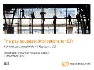 The pay squeeze: implications for ER