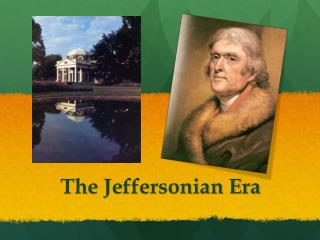 the jeffersonian republicans and federalists It featured two national parties competing for control of the presidency, congress, and the states: the federalist party, created largely by alexander hamilton, and the rival jeffersonian democratic-republican party, formed by thomas jefferson and james madison, usually called at the time the republican party.