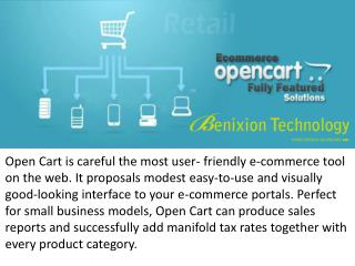 Opencart Customization Services in Delhi