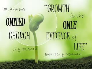 """GROWTH"