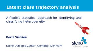 Latent class trajectory analysis