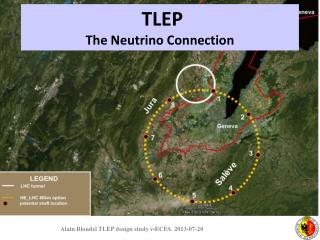 TLEP  The Neutrino  Connection