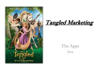 Tangled  Marketing