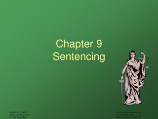 Chapter 9 Sentencing