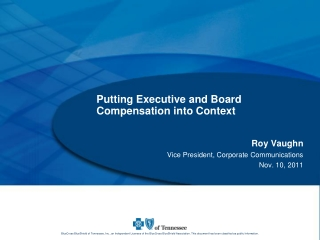 Putting Exec Compensation in Context