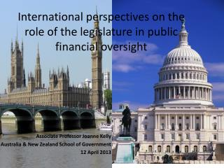 International perspectives on the role of the legislature in public financial oversight