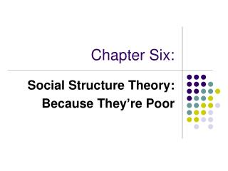Chapter Six: