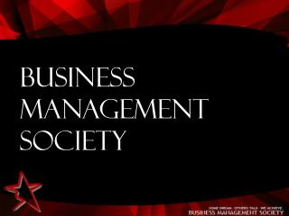 Business Management Society