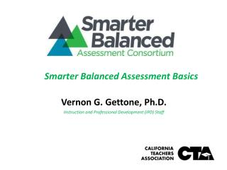 Smarter Balanced Assessment Basics