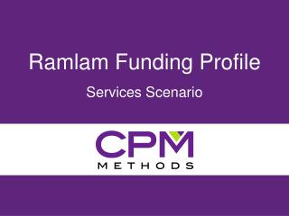 Ramlam Funding Profile