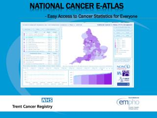 National Cancer E-atlas