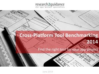 Cross Platform Tool Benchmarking 2014