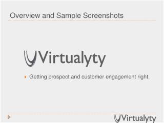Virtualyty Intro