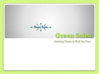 Green Soles