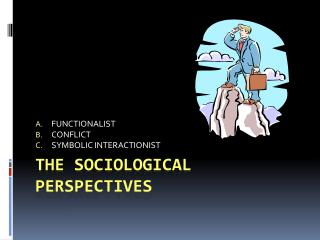 THE SOCIOLOGICAL PERSPECTIVES