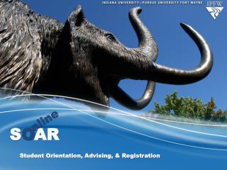 Student Orientation, Advising, & Registration