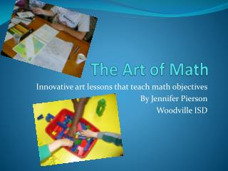 The Art of Math