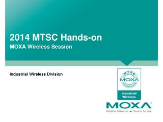 2014 MTSC Hands-on