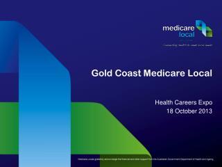 Gold Coast Medicare Local