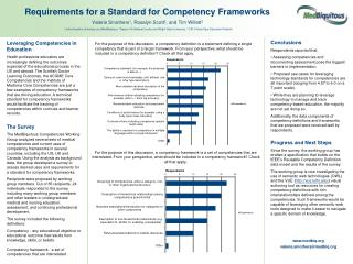 Leveraging Competencies in Education