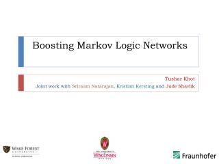 Boosting Markov Logic Networks