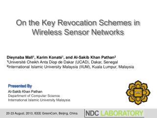 Smartening the Environment using Wireless Sensor Networks in a Developing Country