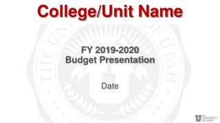 College/Unit Name