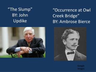 """The Slump"" BY: John Updike"
