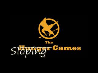 The Sloping Games