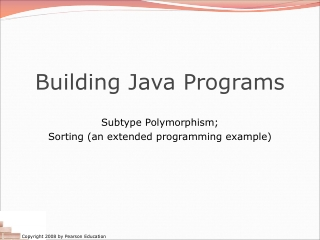 Java 5.0 1.5 Features
