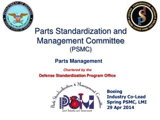 Parts Standardization and Management Committee  (PSMC)