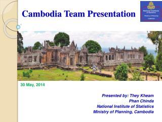 Cambodia Team Presentation