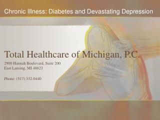 Total Healthcare of Michigan, P.C.