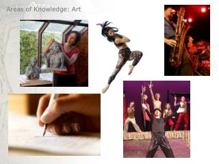 Areas of Knowledge: Art