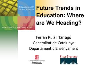 Future Trends in Education: Where are We Heading?