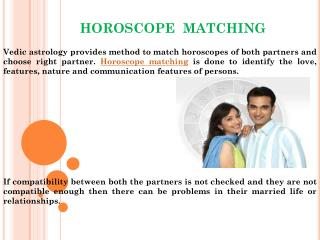 Horoscope Matching- Match horoscopes- Horoscope matching for