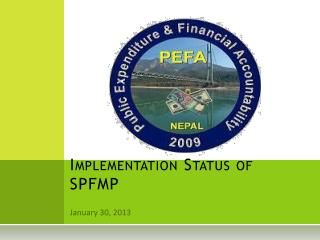 Implementation Status of SPFMP