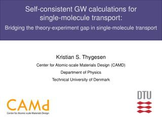 Self-consistent GW calculations for  single-molecule transport: Bridging the theory-experiment gap in single-molecule tr