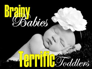 Brainy Babies, Terrific Toddlers