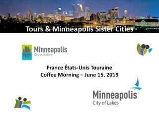 France États -Unis Touraine Coffee Morning – June 15, 2019
