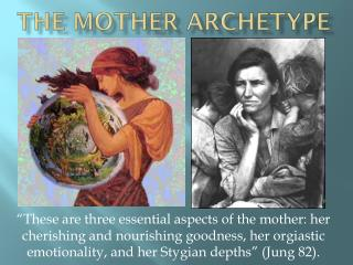 The Mother Archetype