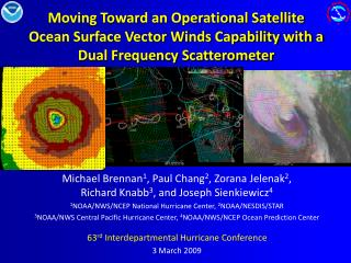 Moving Toward an Operational Satellite Ocean Surface Vector Winds Capability with a Dual Frequency Scatterometer